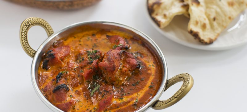 Recipe of the month Indian Butter Chicken Curry