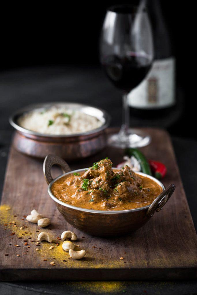 korma indian restaurant perth