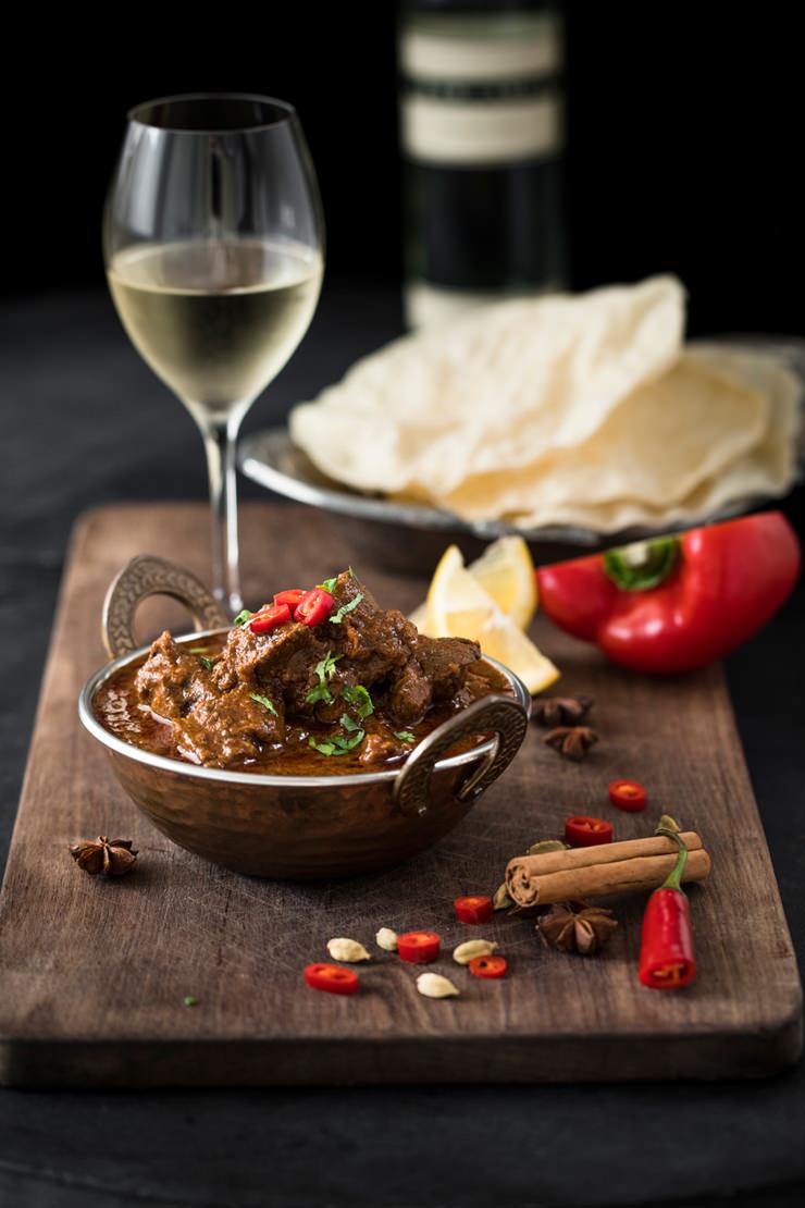 indian food rogan josh perth
