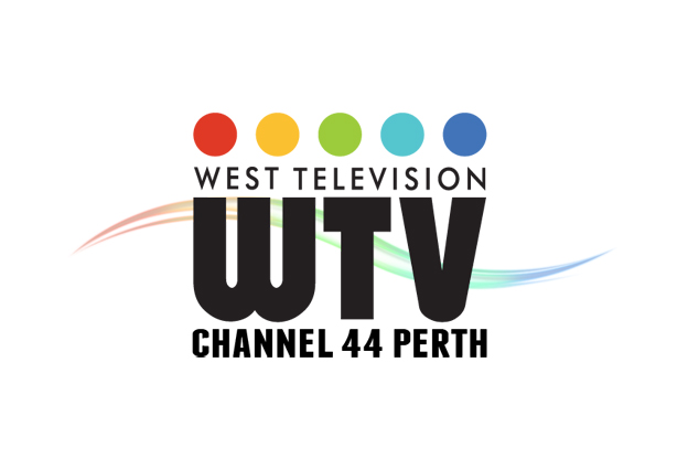 West television logo